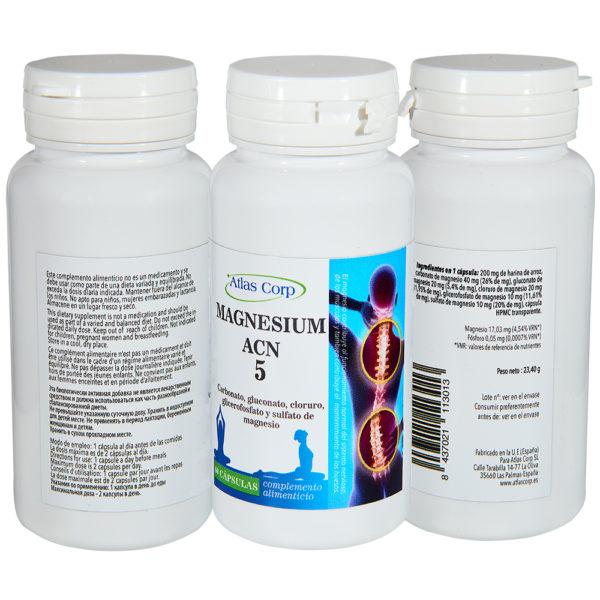 Magnesium ACN 4