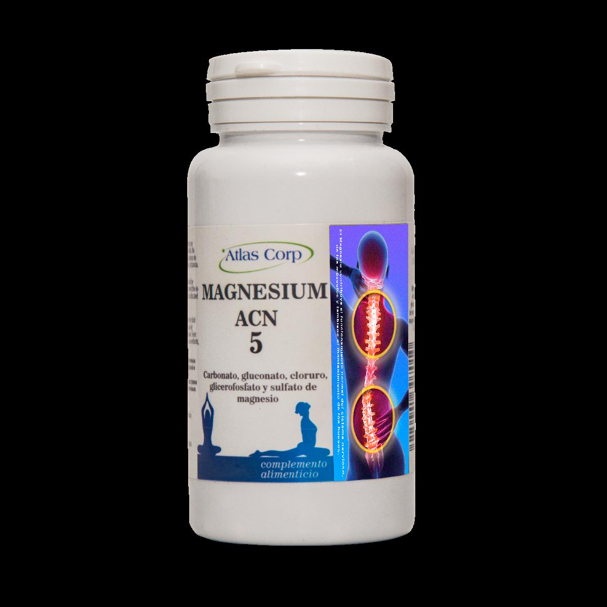 Magnesium ACN 5