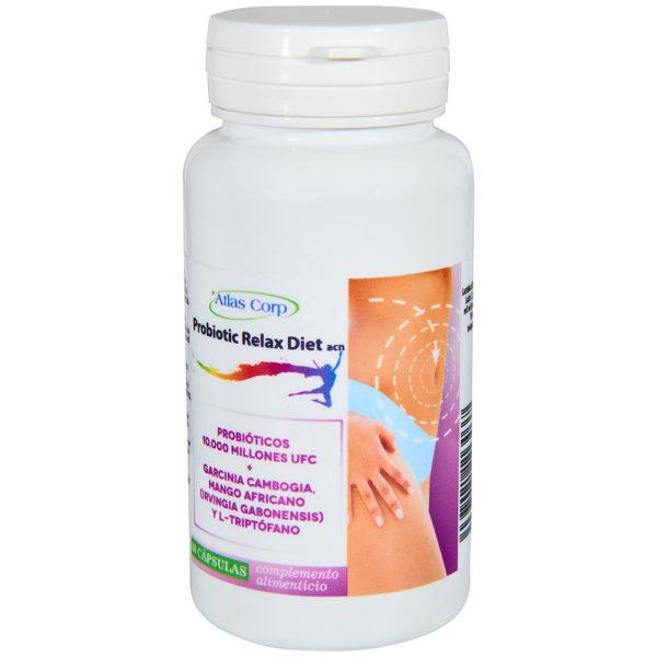 Probiotic Relax Diet acn